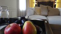 © 55PLUS Medien GmbH, Wien / Ennetbürgen, Schweiz - Hotel Villa Honegg_geräumiges Zimmer / Zum Vergrößern auf das Bild klicken