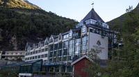 © Anita Arneitz, Klagenfurt / Geiranger, Norwegen - Hotel Union / Zum Vergrößern auf das Bild klicken