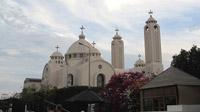 © Edith Köchl, Wien / Sharm el Sheikh, Ägypten - Allerheiligenkirche / Zum Vergrößern auf das Bild klicken
