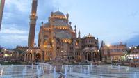 © Edith Köchl, Wien / Sharm el Sheikh, Ägypten - Al Mustafa-Moschee / Zum Vergrößern auf das Bild klicken