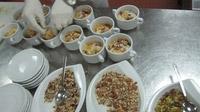 © Edith Köchl, Wien / Sharm el Sheikh, Ägypten - Dessert Om Ali / Zum Vergrößern auf das Bild klicken