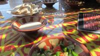 © Edith Köchl, Wien / Dahab, Ägypten - Restaurant / Zum Vergrößern auf das Bild klicken