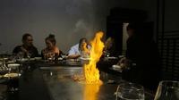 © Edith Köchl, Wien / Sharm el Sheikh, Ägypten - Restaurant / Zum Vergrößern auf das Bild klicken