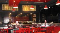 © Edith Köchl, Wien / Sharm el Sheikh, Ägypten- Sushi Lounge / Zum Vergrößern auf das Bild klicken