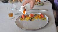 © Edith Köchl, Wien / Hotel Fortaleza do Guincho, Portugal - Flusskrebs / Zum Vergrößern auf das Bild klicken
