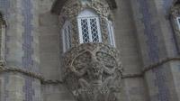 © Edith Köchl, Wien / Sintra, Portugal - Erker Pena-Palast / Zum Vergrößern auf das Bild klicken