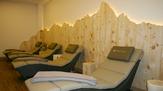 © 55PLUS Medien GmbH, Wien / Hotel Österreichischer Hof, Bad Hofgastein - Entspannungsbereich / Zum Vergrößern auf das Bild klicken