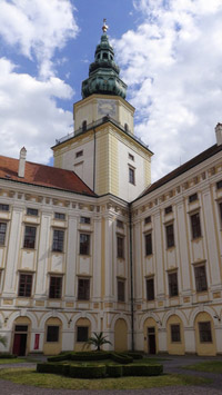 © 55PLUS Medien GmbH, Wien / Edith Spitzer / Kremsier, CZ - Erzbischöfliches Palais / Zum Vergrößern auf das Bild klicken