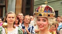 © www.visitbratislava.com / Bratislava - Krönungsfest_detail / Zum Vergrößern auf das Bild klicken