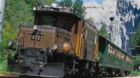 © Rhätische Bahn / Peter Donatsch / Krokodil-Eisenbahn, Schweiz