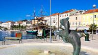 © Flora Jädicke, Regensburg / Losinj, Kroatien - Hafen / Zum Vergrößern auf das Bild klicken