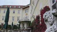 © 55PLUS Medien GmbH, Wien / Edith Spitzer / Lübbenau, Spreewald - Schloss-Hotel / Zum Vergrößern auf das Bild klicken