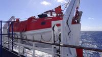 © 55PLUS Medien GmbH, Wien / Edith Spitzer / MS Berlin - Rettungsboot / Zum Vergrößern auf das Bild klicken