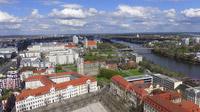 © Edith Spitzer, Wien / Magdeburg, Deutschland - Blick von Kathedrale auf Stadt / Zum Vergrößern auf das Bild klicken