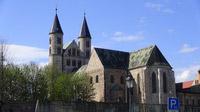 © Edith Spitzer, Wien / Magdeburg, Deutschland - Kloster Unser lieben Frauen_aussen / Zum Vergrößern auf das Bild klicken