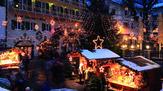 © WTG / Marktplatz von St. Wolfgang im Advent / Zum Vergrößern auf das Bild klicken