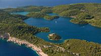© Kroatische Zentrale für Tourismus / Mljet Big Lake, Kroatien - Drazen Stojcic / Zum Vergrößern auf das Bild klicken