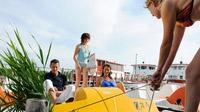 © NTG / steve-haider.com / Neusiedler See - Tretboot / Zum Vergrößern auf das Bild klicken