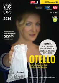 © Oper Burg Gars / Oper Burg Gars - Otello / Zum Vergrößern auf das Bild klicken
