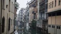 © Anita Arneitz, Klagenfurt / Padua, Italien - Kanal Häuserfront / Zum Vergrößern auf das Bild klicken
