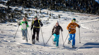 © Arthur Michalek / Rax, NÖ - Schneeschuhwandern / Zum Vergrößern auf das Bild klicken