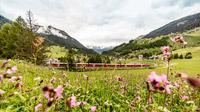 © Rhätische Bahn / Andrea Badrutt / RhB - Graubünden Rundfahrt / Zum Vergrößern auf das Bild klicken