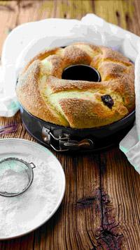 © STROH - The Spirit of Austria / Kranzkuchen mit Rum-Zwetschken / Zum Vergrößern auf das Bild klicken