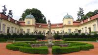 © 55PLUS Medien GmbH, Wien / Edith Spitzer / Schloss Buchlau, CZ / Zum Vergrößern auf das Bild klicken