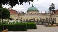 © 55PLUS Medien GmbH, Wien / Edith Spitzer / Schloss Buchlau, CZ - Blick auf Wohnhaus / Zum Vergrößern auf das Bild klicken
