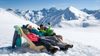 © www.laurinmoser.com / Serfaus-Fiss-Ladis - Entspannung im Schnee / Zum Vergrößern auf das Bild klicken