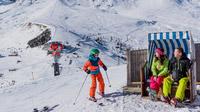 © Tirol Werbung / Serfaus-Fiss-Ladis - Strandkorb im Schnee / Zum Vergrößern auf das Bild klicken
