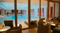 © Matthias Eichinger, Klagenfurt / Serverins Spa und Resort Keitum, Sylt - Poolbereich / Zum Vergrößern auf das Bild klicken