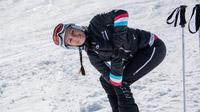 © Gasteinertal Tourismus GmbH / Creatina / Gasteinertal, Salzburg - Ski-Yoga / Zum Vergrößern auf das Bild klicken