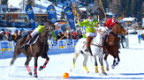 Snow-Polo in Bad Gastein