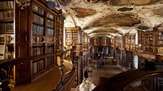 © St. Gallen-Bodensee Tourismus / St. Gallen, Schweiz - Stiftsbibliothek / Zum Vergrößern auf das Bild klicken