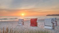 © Mirko Boy / Rügen, Ostsee - Strandkorb / Zum Vergrößern auf das Bild klicken