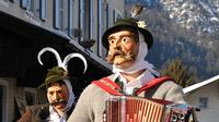 © Markt GaPa / Foto F. Brunnenmayer / Garmisch-Partenkirchen, Deutschland - Maschkera / Zum Vergrößern auf das Bild klicken