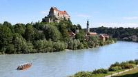© Burghauser Touristik/Nixdorf / Burghausen, Oberbayern / Zum Vergrößern auf das Bild klicken