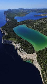 © Kroatische Zentrale für Tourismus / Telascica Dugi otok Lake Mir, Kroatien - Ivo Pervan / Zum Vergrößern auf das Bild klicken