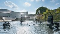 © Basel Tourismus / Basel, Schweiz - Tinguely Brunnen / Zum Vergrößern auf das Bild klicken