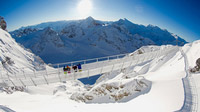 Titlis Cliff Walk, Schweiz