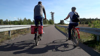 55PLUS Medien GmbH / Rad fahren am Ostsee in Cottbus / Zum Vergrößern auf das Bild klicken
