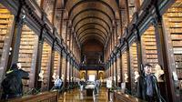 © Anita Arneitz und Matthias Eichinger / Dublin, Irland - Trinity College_25 / Zum Vergrößern auf das Bild klicken