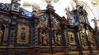 © 55PLUS Medien GmbH, Wien / Velehrad, CZ - Kathedrale_Chorgestühl / Zum Vergrößern auf das Bild klicken