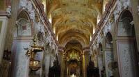 © 55PLUS Medien GmbH, Wien / Velehrad, CZ - Kathedrale_Deckengewölbe / Zum Vergrößern auf das Bild klicken