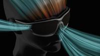 © Silhouette / Ventilationssystem Sportbrille / Zum Vergrößern auf das Bild klicken