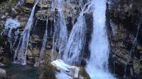 © 55PLUS Medien GmbH, Wien / Edith Spitzer / Bad Gastein, Salzburg - Wasserfall / Zum Vergrößern auf das Bild klicken