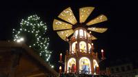 © 55PLUS Medien GmbH, Wien / Edith Spitzer / Weimar, DE - Weihnachtspyramide / Zum Vergrößern auf das Bild klicken
