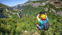 © Denis Peros / Zip lining Cetina, Kroatien / Zum Vergrößern auf das Bild klicken