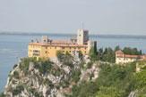 55PLUS: Schloss Duino, Friaul / Zum Vergrößern auf das Bild klicken